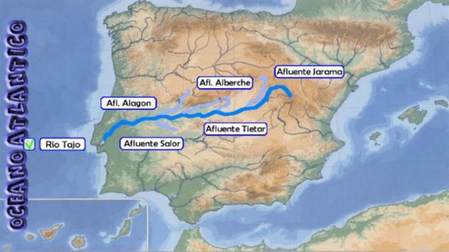 Rios de España screenshot 2