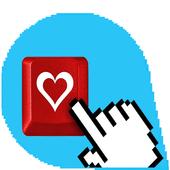 ♥ Keyboard for Whatsapp ☺ icon