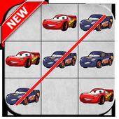 Cars3 Tic-Tac-Toe icon