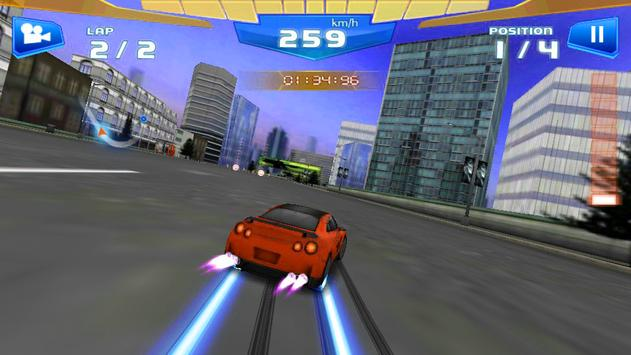 Guide for Fast Racing 3D poster