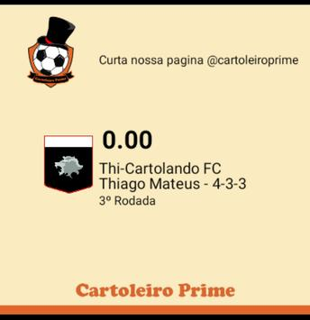 Cartoleiro Prime 2017 apk screenshot