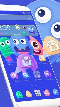 Cartoon Android Spirit Launcher poster