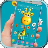 Happy Giraffe Theme icon