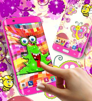 Cartoon live wallpaper apk download free personalization app for cartoon live wallpaper apk screenshot voltagebd Gallery