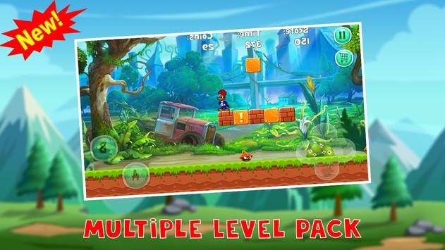 Woody Adventure World Game Woodpecker 2018 screenshot 1