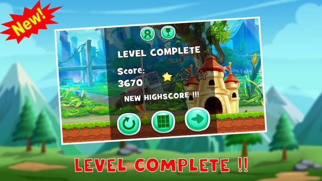 Woody Adventure World Game Woodpecker 2018 screenshot 3