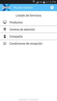 Mundo Xtratech screenshot 1