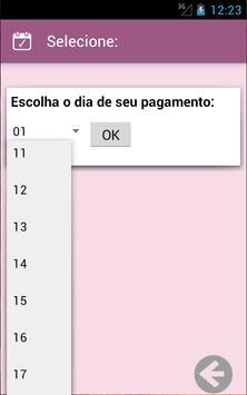 Dia do Pagamento screenshot 4
