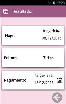 Dia do Pagamento screenshot 5
