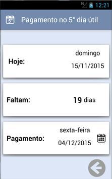 Dia do Pagamento screenshot 10