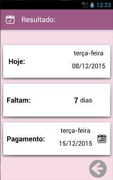 Dia do Pagamento screenshot 11