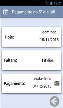 Dia do Pagamento screenshot 17