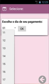 Dia do Pagamento screenshot 19