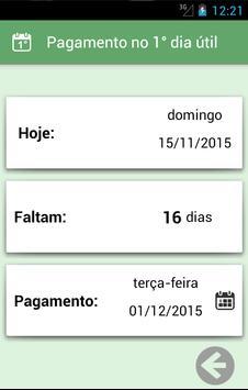 Dia do Pagamento screenshot 2
