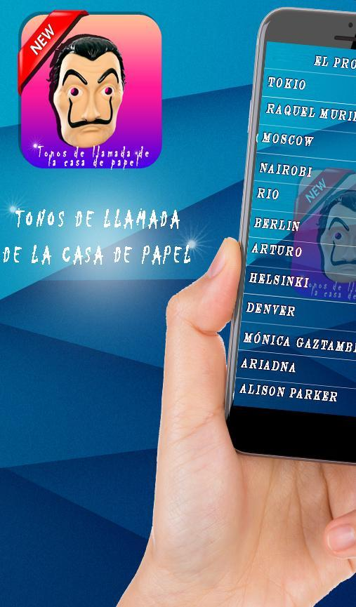 Tonos De Llamada La Casa De Papel For Android Apk Download