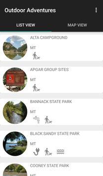Outdoor Adventures screenshot 5