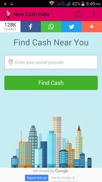 MY Cash - ATM Finder poster