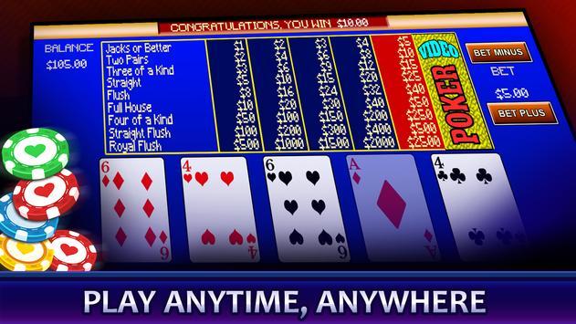 Video Poker screenshot 7