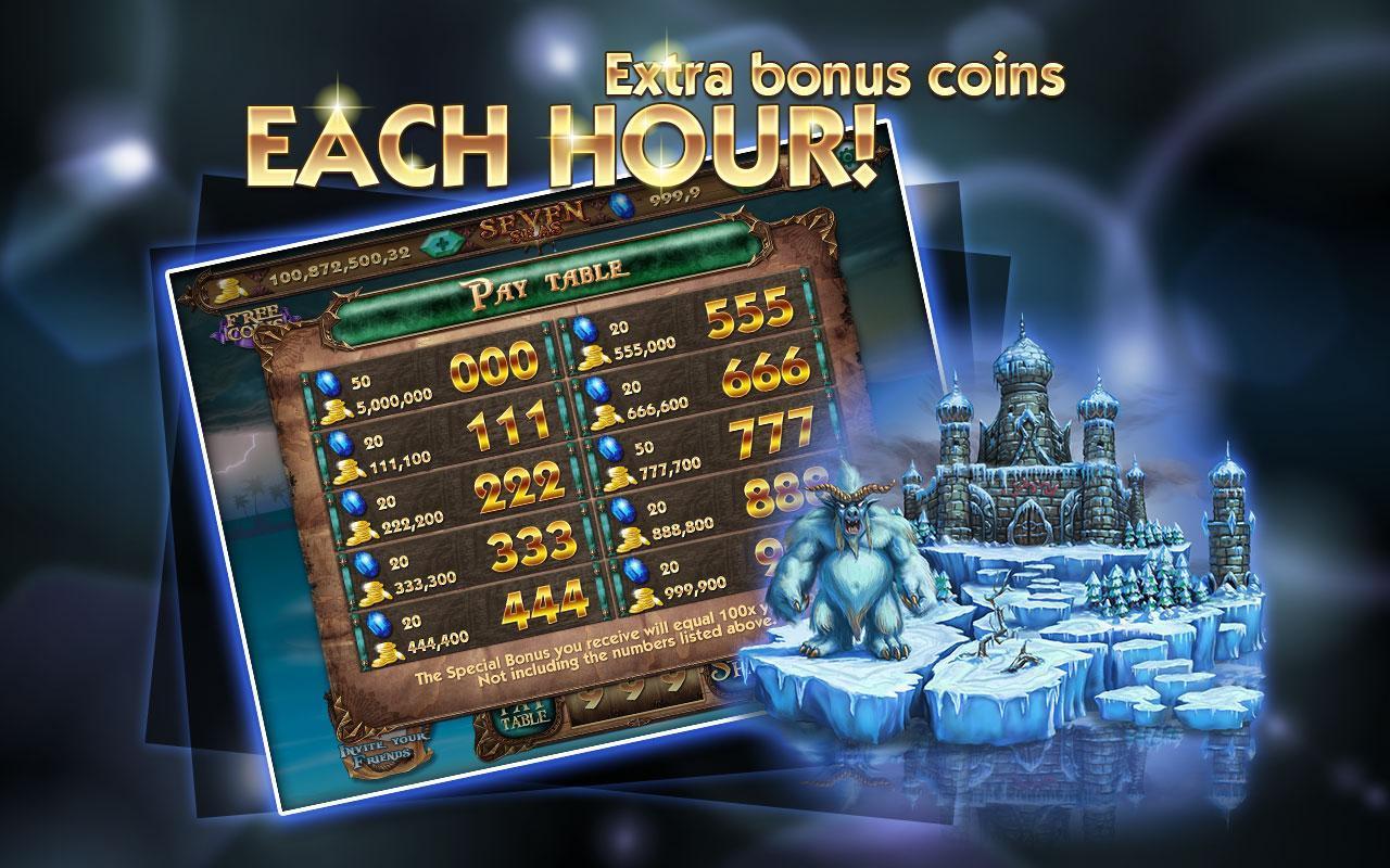 Slots™ - Seven Seas poster
