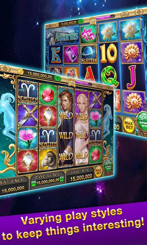 Zodiac Slots™ poster