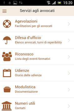Ordine Avvocati Cassino apk screenshot