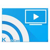KodiCast icon