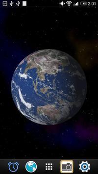 Earth LiveWallpaper poster