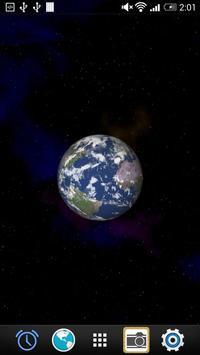 Earth LiveWallpaper screenshot 1