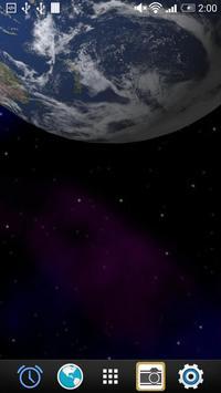 Earth LiveWallpaper screenshot 2