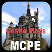 Castle Mods for Minecraft PE icon