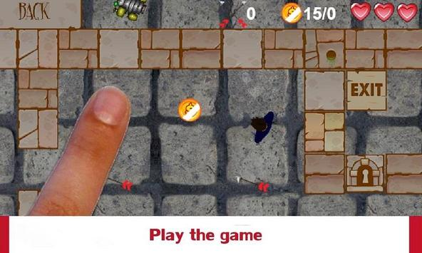 Into The Castle apk screenshot