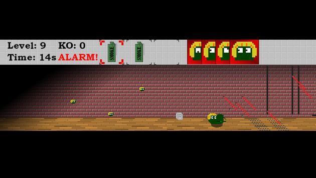 Commander Bean apk screenshot