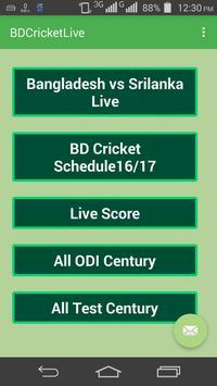 Bangladesh vs Srilankan Live screenshot 14