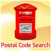 Postal Code Pin Code icon