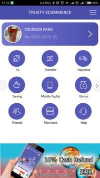 Trusty ECommerce Customer screenshot 1
