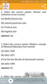 UGC NET Physical Education screenshot 4