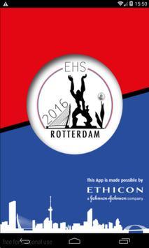 EHS 2016 poster