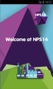 NPS14 poster