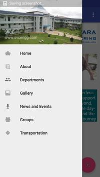 SVCE - Official apk screenshot