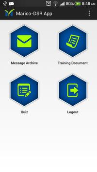 Marico DSR App apk screenshot