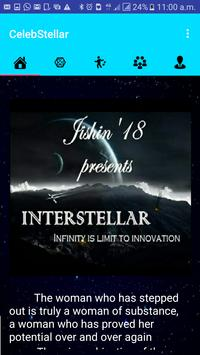 CelebStellar poster