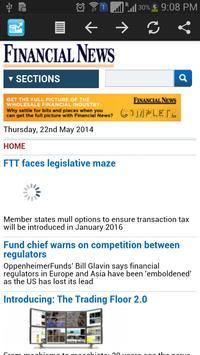 Financial News apk screenshot