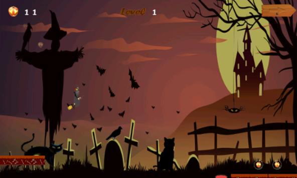 flappye Halloween witch apk screenshot