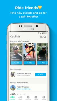 JOIN: Find cycling friends, create groups & more apk screenshot