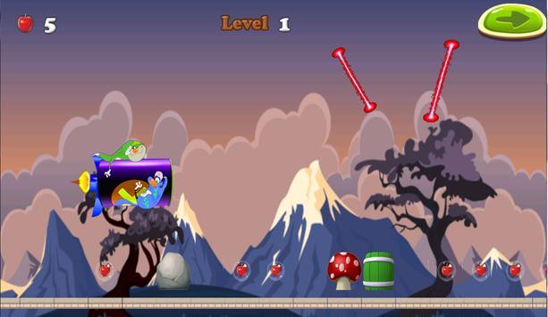 JetPack  Oggy Adventure screenshot 2