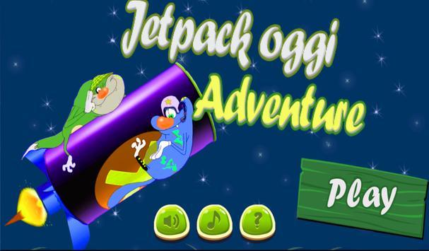 JetPack  Oggy Adventure screenshot 3