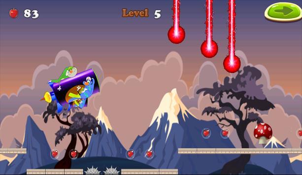 JetPack  Oggy Adventure screenshot 4