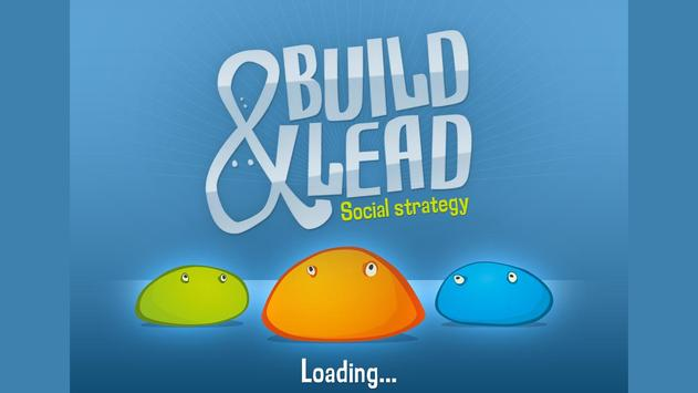 Build&Lead poster