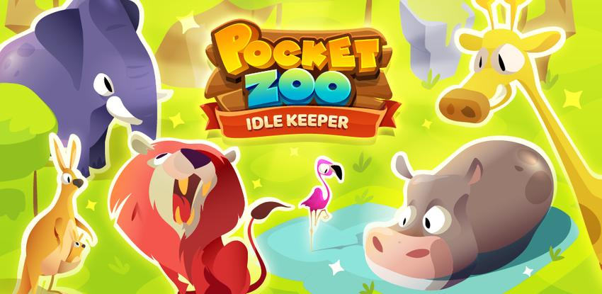 Pocket Zoo : Idle Keeper APK
