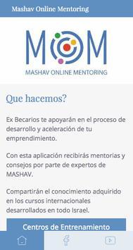 Mashav Online Mentoring apk screenshot